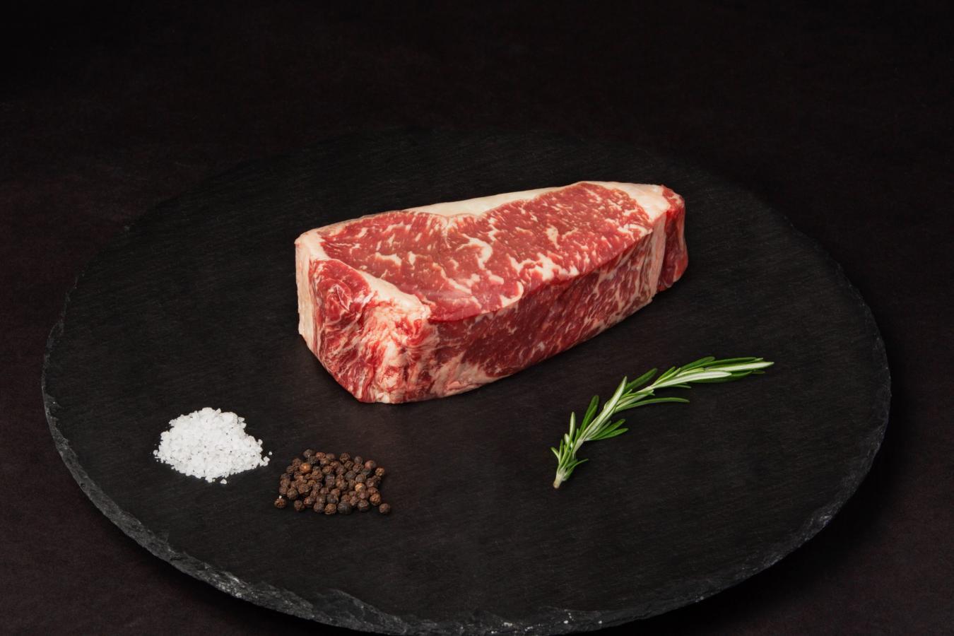 Beef Prime Center Cut NY Strip Steak