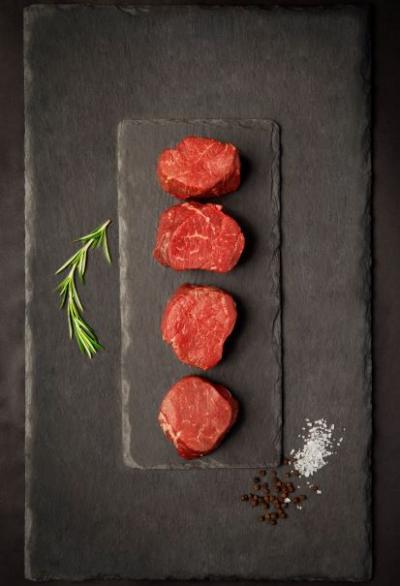 Beef Prime Tenderloin Medallions