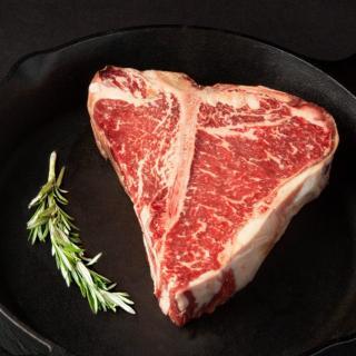 Beef Certified Angus Porterhouse Steak