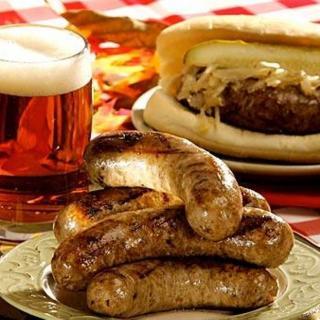 Sausage Beer Bratwursts
