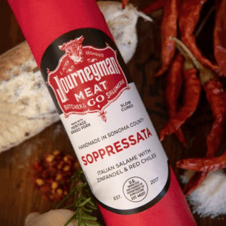 Italian Salame Soppressata