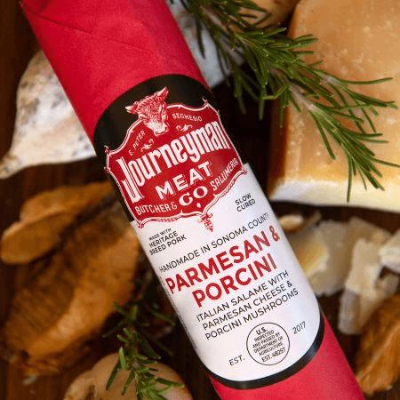 Italian Salame Parmesan & Porcini