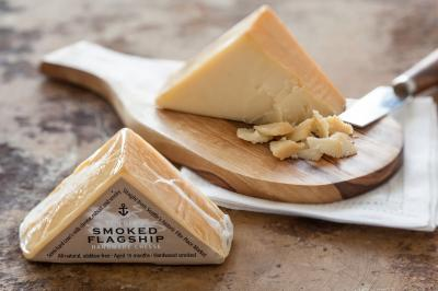Smoked Flagship Cheese