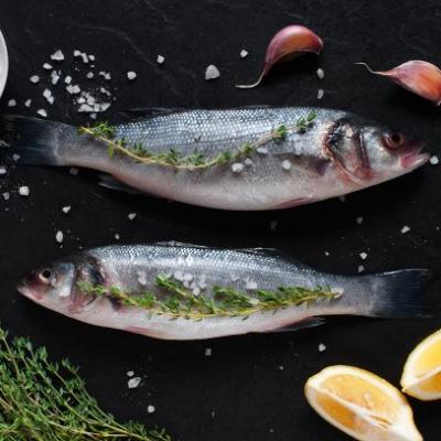 Branzino - Mediterranean Seabass