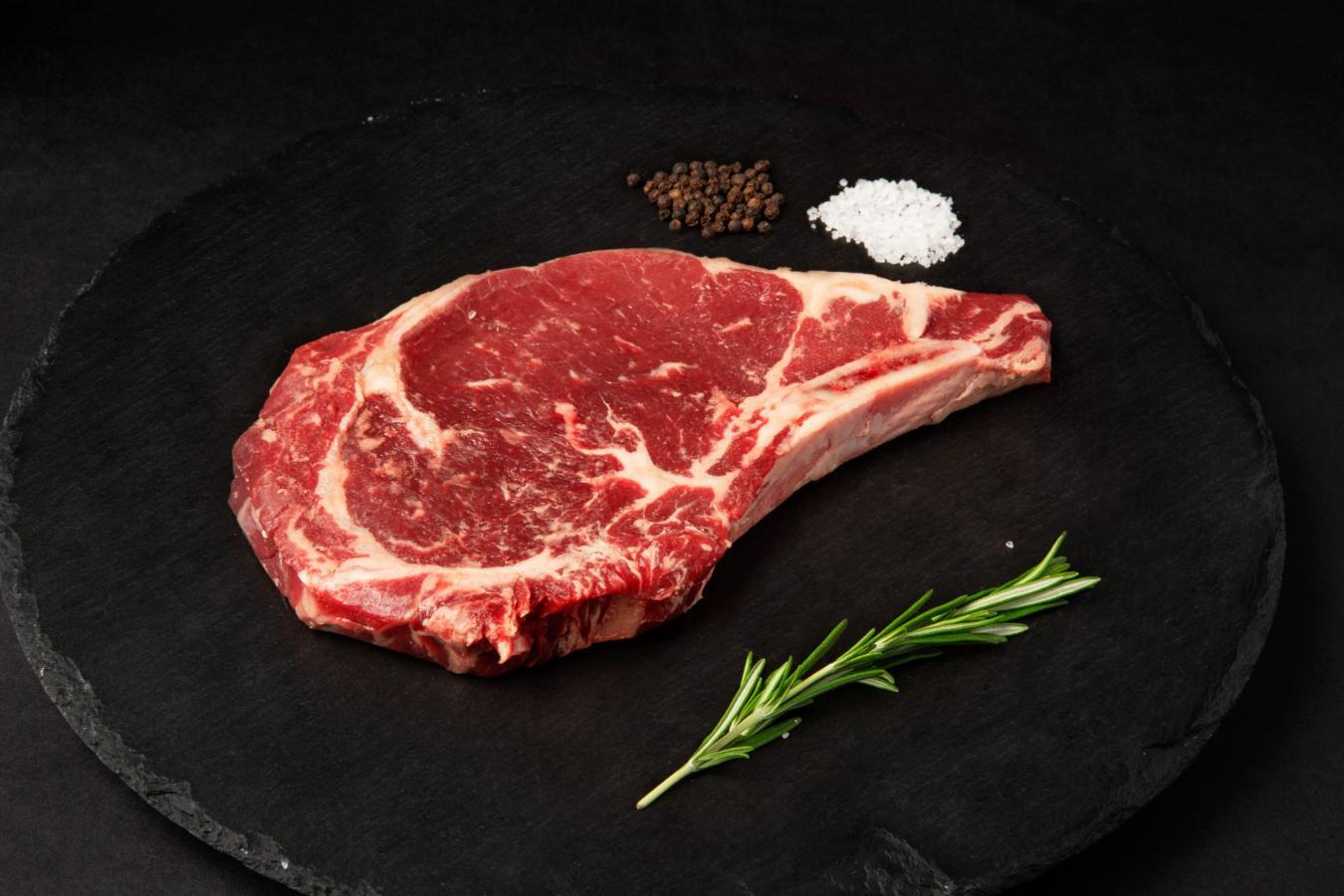 Beef Bone in Rib Steak