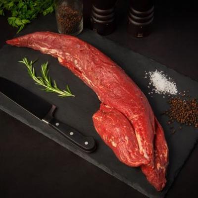 Beef Whole Choice Tenderloin