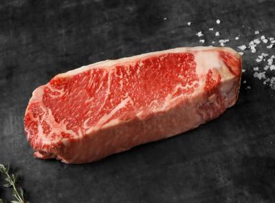Beef Prime Dry Age Boneless NY Strip