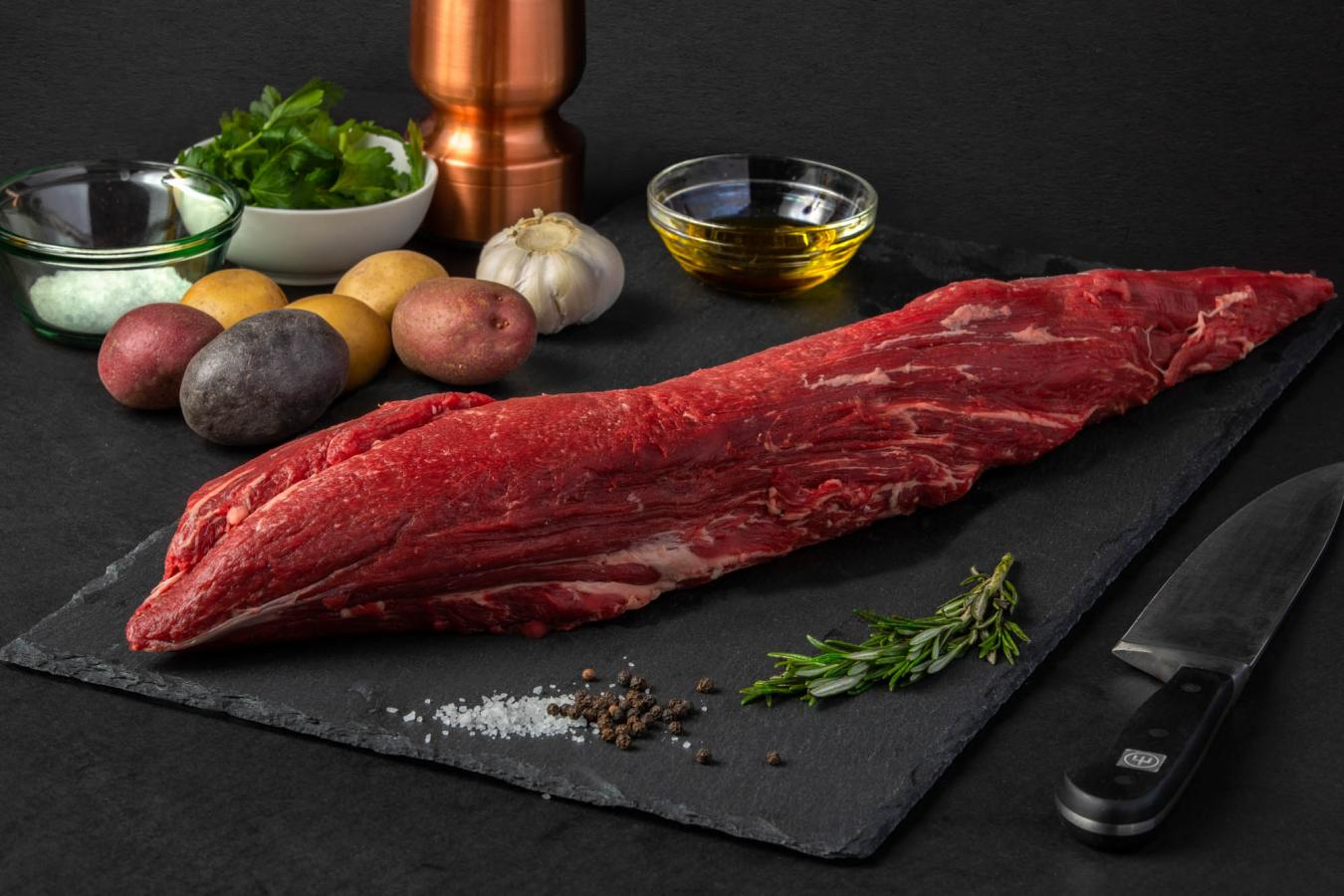 Beef Whole Prime Tenderloin