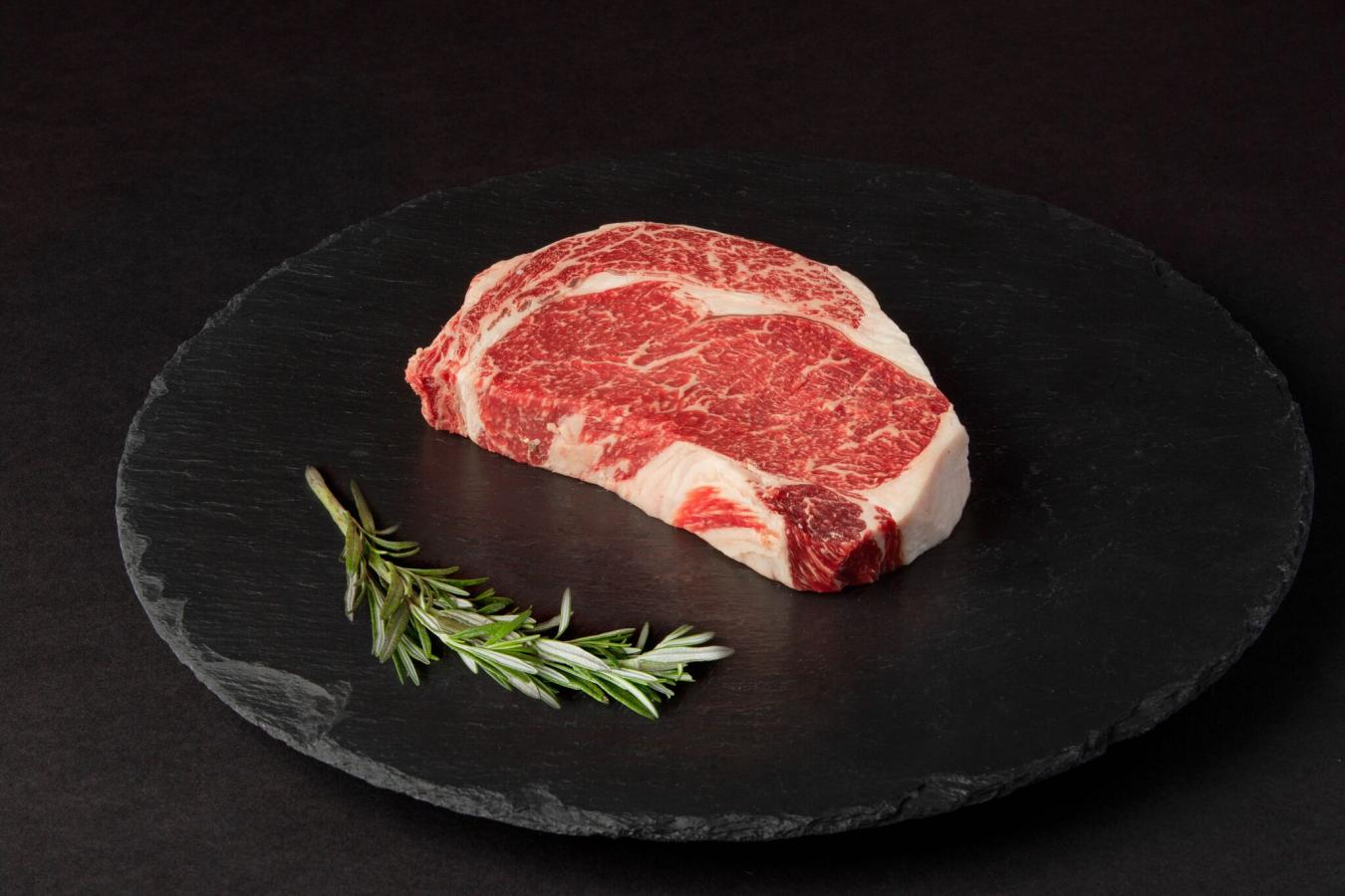 Beef Choice Angus Boneless Ribeye Steak