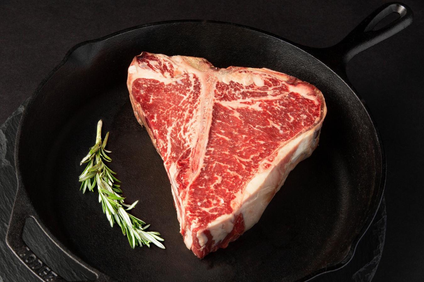 Beef Prime Porterhouse