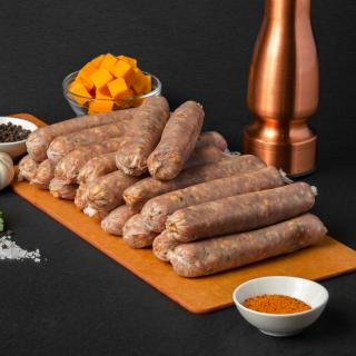 Cheddarwurst Sausages