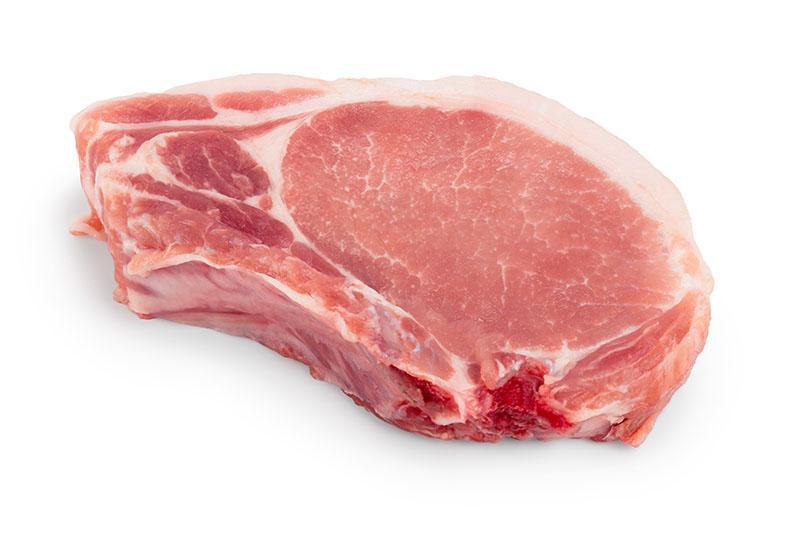 Pork Loin Bone In Rib Chop