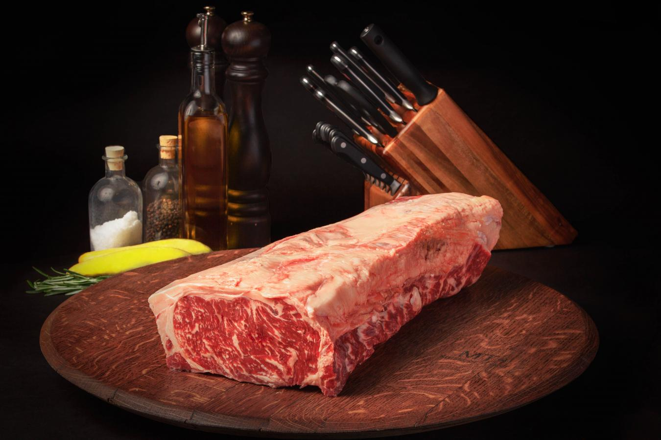 Beef Whole Prime Striploin