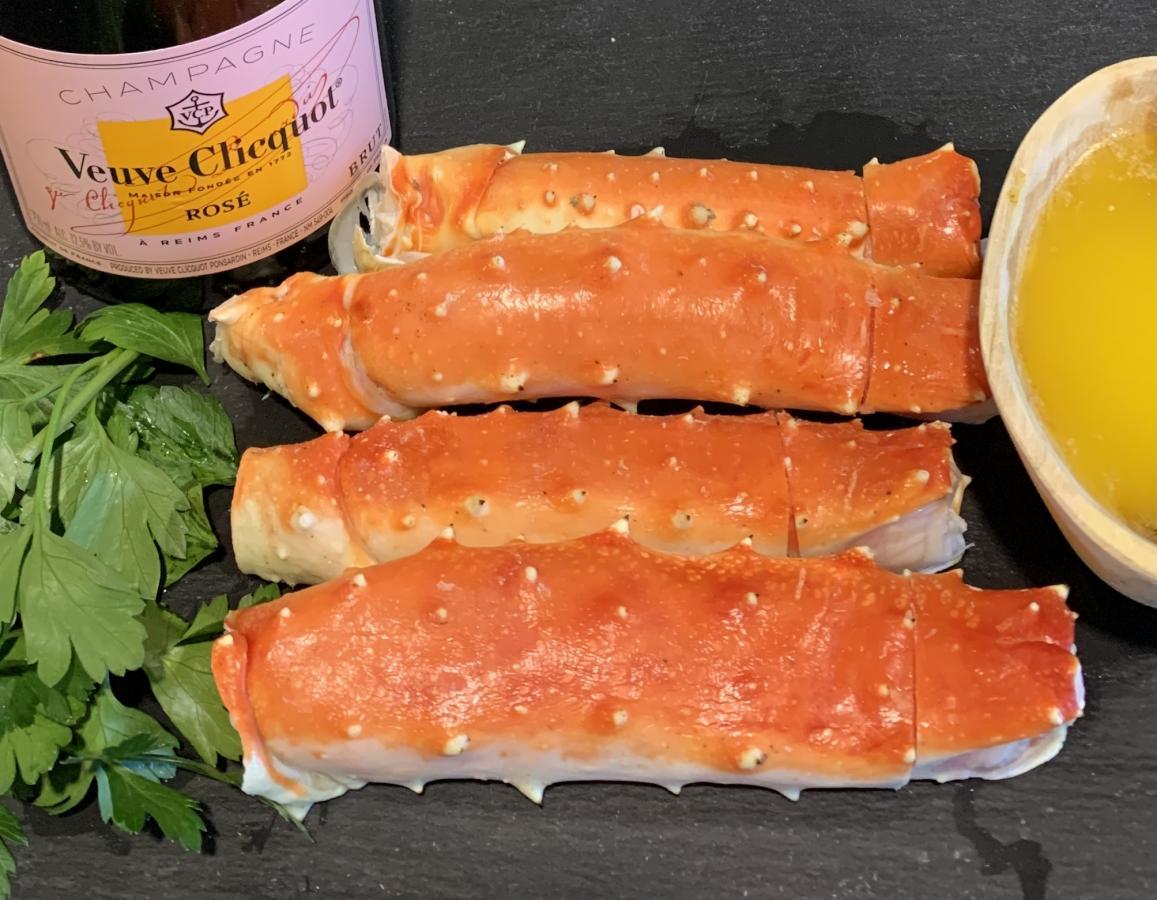 Alaskan King Crab - Merus Portion