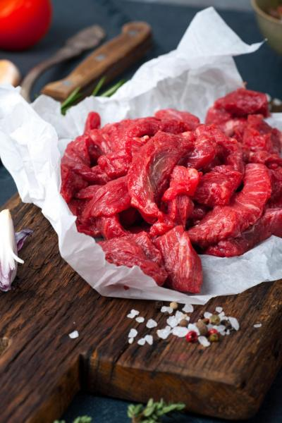 Beef Skirt Strips for Fajitas