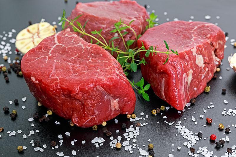 Beef Choice Angus Filet Steaks Gift Set - 4 Pack