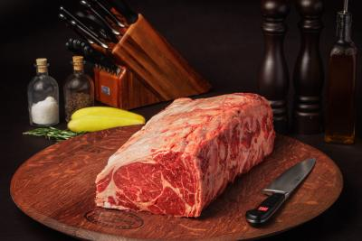 Beef Whole Choice Angus Boneless Ribeye