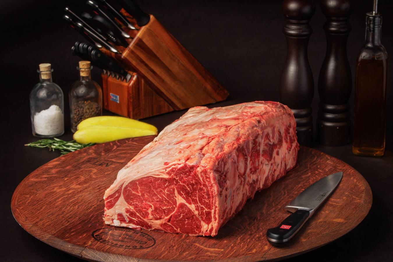 Beef Choice Angus Ribeye Roast