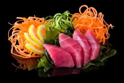 Hawaii Bigeye Ahi Tuna Sashimi