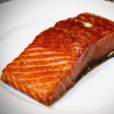Hot Smoked Salmon Filet