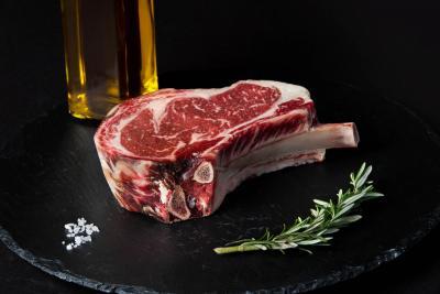 Beef Prime Whole Bone Rib Steak