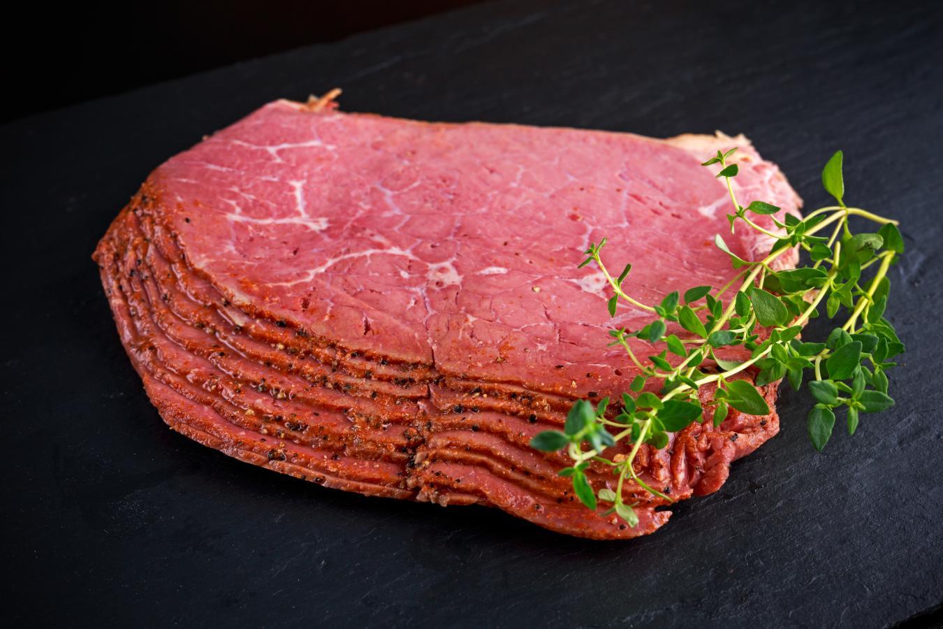 Sliced Deli Corned Beef