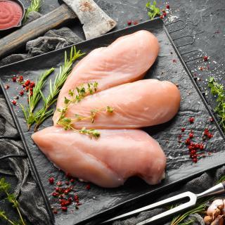 Chicken Boneless Breasts