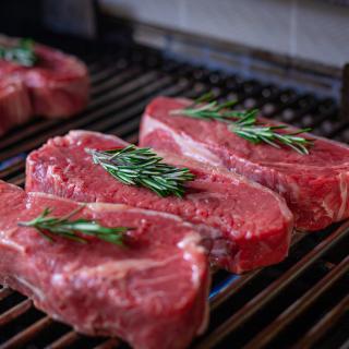 Beef Grass-Fed Striploin