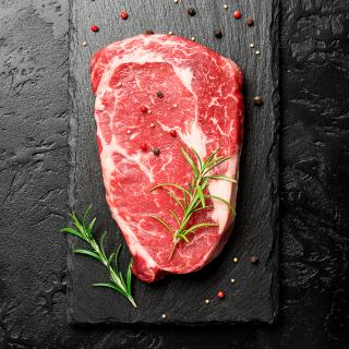 Beef Grass-Fed Ribeye