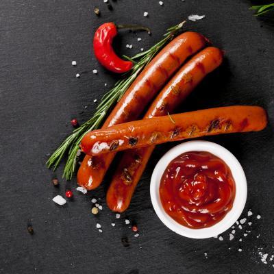 Beef Frankfurter Hot Dogs