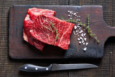 Beef Certified Angus Flat Iron Steak