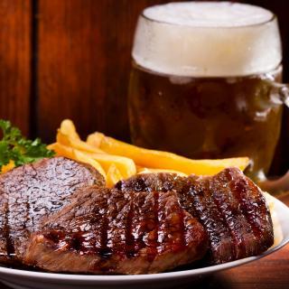 Beef Certified Angus Pub Steak