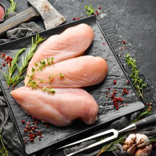 Chicken Breast Boneless Skinless