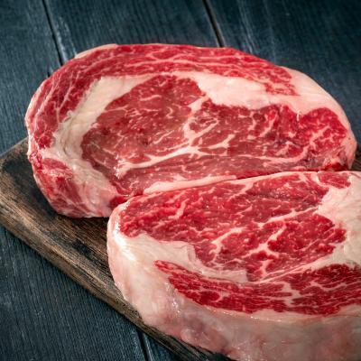 Beef Prime Ribeye Steak - Chuck End, Thick Cut