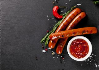 Beef and Pork - Burnt End Hot Dogs